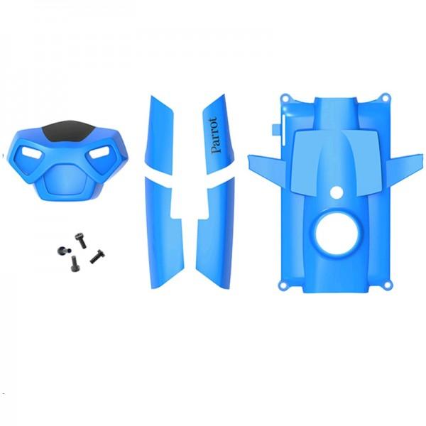 Parrot MD Cover und Schrauben - blau | camXpert.com