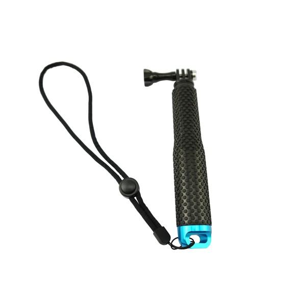 Actioncam ausziehbarer Mini-Stick - blau