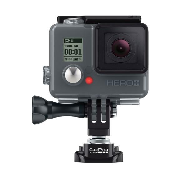 GoPro HERO+ LCD Kamera | camXpert.com