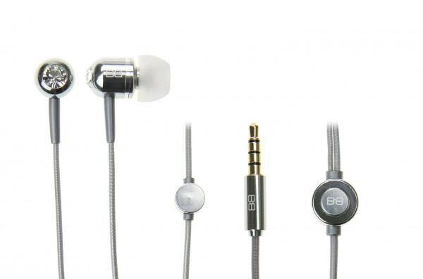 BassBuds Classic Collection Platinium | camXpert.com
