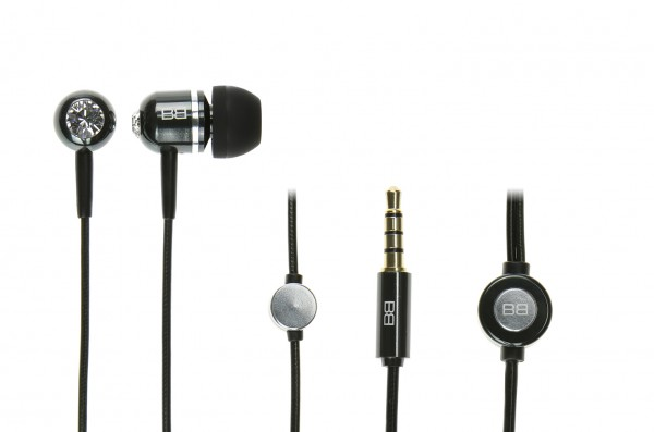 BassBuds Classic Collection Black | camXpert.com