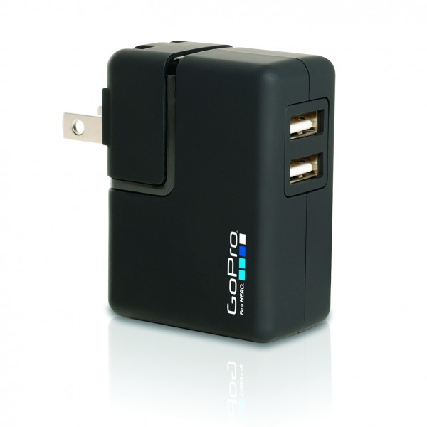 GoPro Wall Charger mit USB-Anschluss | camXpert.com
