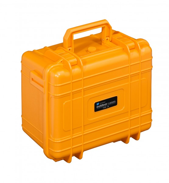 B&W Outdoor Case Typ 20 - orange | camXpert.com