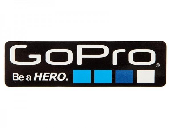 GoPro Aufkleber 190 x 56 mm