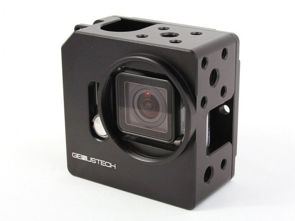 Genus GoPro Cage HERO3+ - Black | camXpert.com