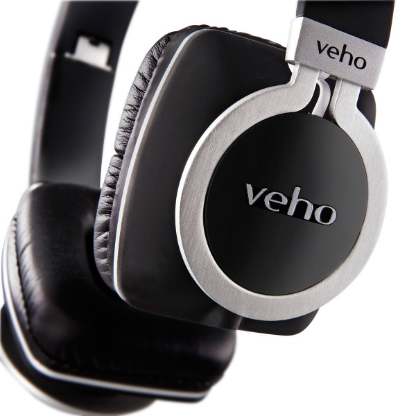 VEHO VEP-008-Z8 360° Designer Aluminium Kopfhörer