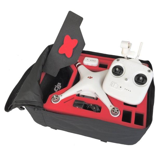 MC-Cases Transportrucksack für DJI Phantom 3 Standard