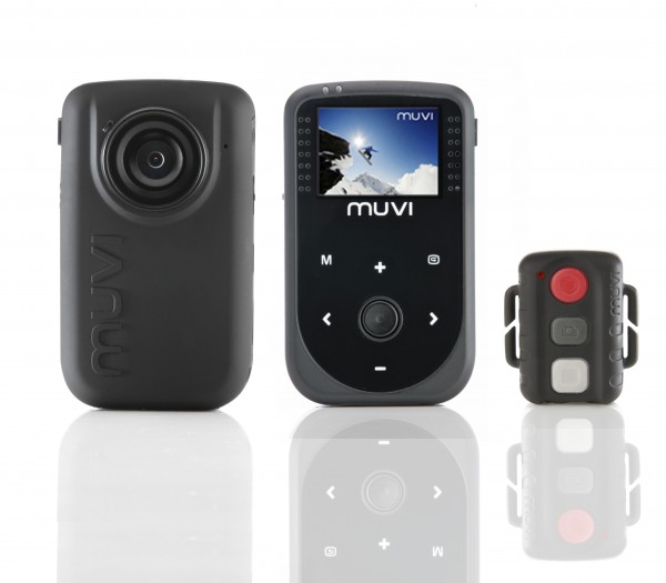 VEHO VCC-005-MUVI-HDPRO - MUVI™ HD Professional Handsfree Camcorder | camXpert.com
