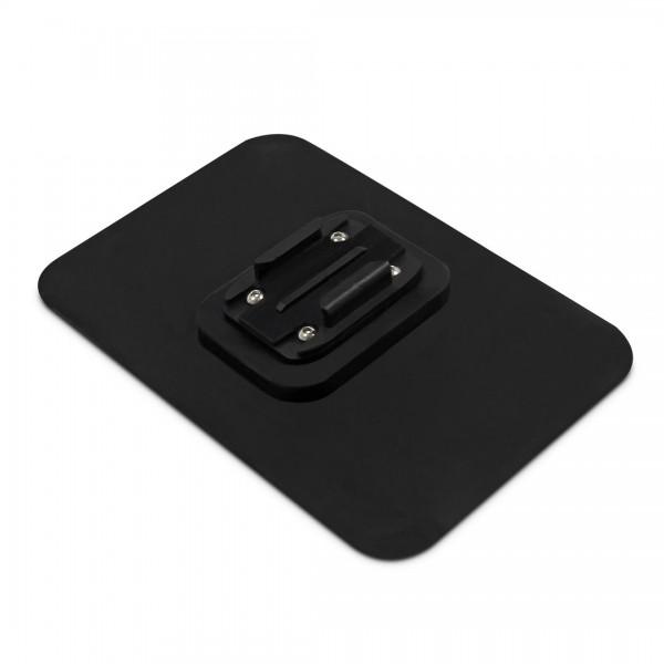 Fantec Selbsthaftende Gummimatte - Soft pad flat mount | camXpert.com