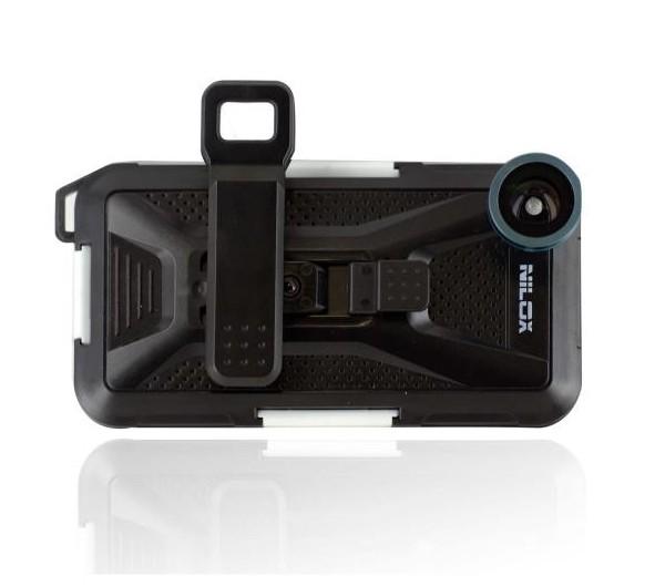 Nilox Action Phone mit Fischaugen-Objektiv | camXpert.com