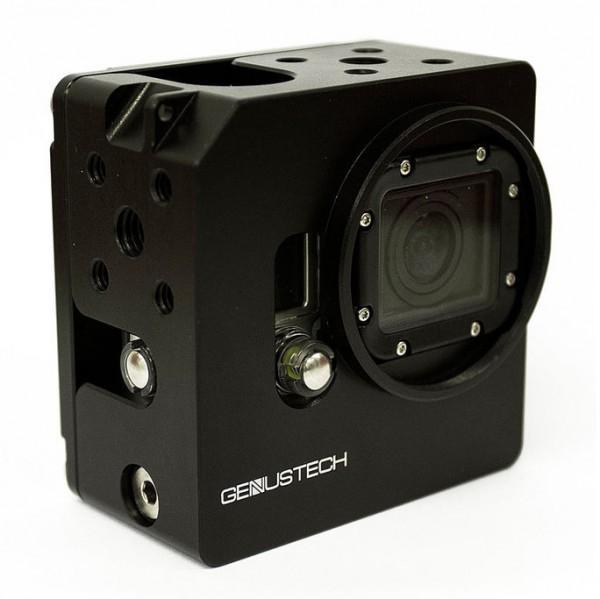 Genus GoPro Cage HERO3 black | camXpert.com