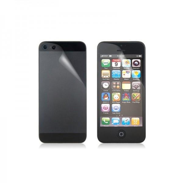 T.H.E. 4 x Displayschutzfolie für iPhone | camXpert.com