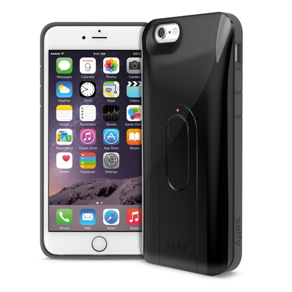 iLuv Selfy für iPhone 6 Schwarz | camXpert.com