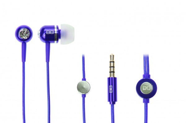BassBuds Classic Collection Dark Blue | camXpert.com