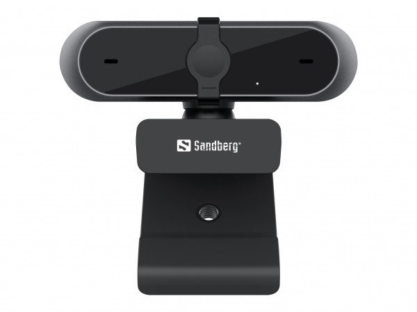 Sandberg USB Webcam Pro, Full-HD | A