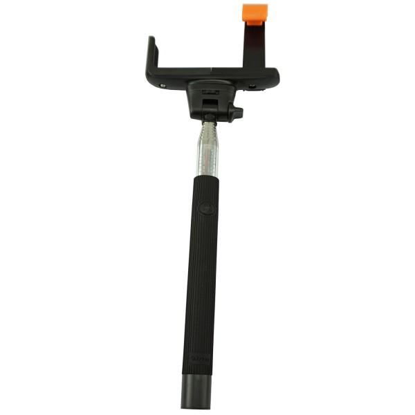 Selfie Teleskopstativ - schwarz | camXpert.com
