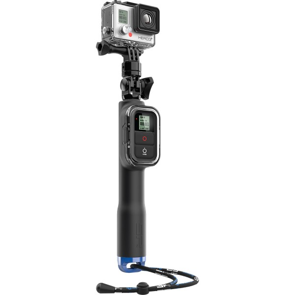 SP Gadgets REMOTE POLE 23'' mit HERO3+ | camXpert.com