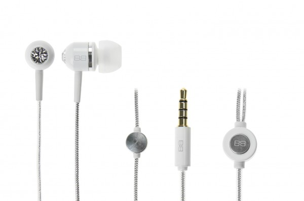 BassBuds Classic Collection White | camXpert.com