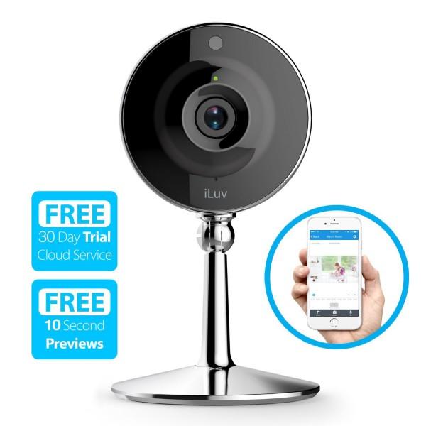 iLuv mySight HD Video-Kamera