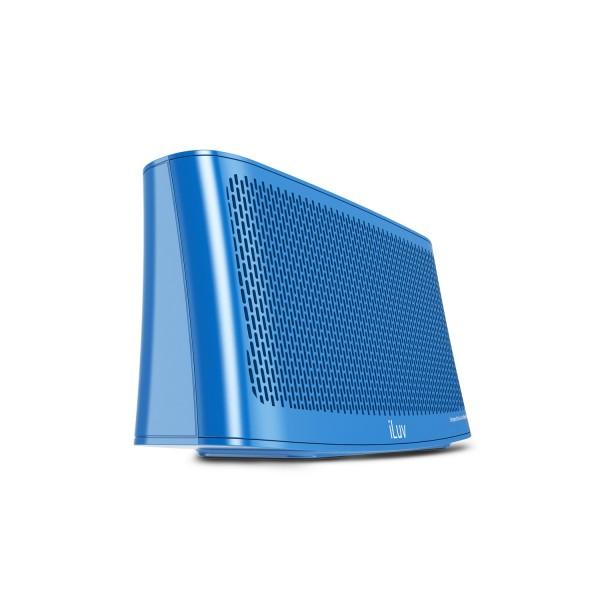 iLuv WaveCast Lautsprecher Blue | camXpert.com