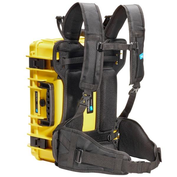 B&W Outdoor Case Rucksack-System