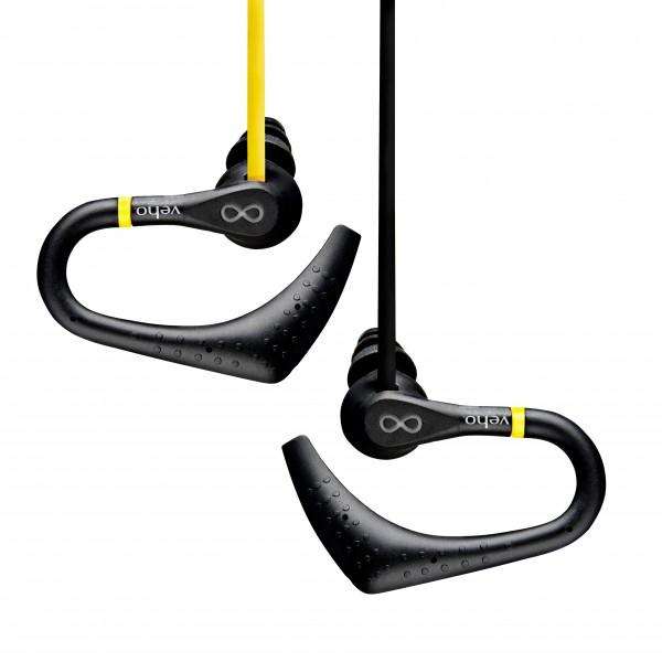 VEHO VEP-005-ZS2 - 360° Water Resistant Sports Earphones | camXpert.com