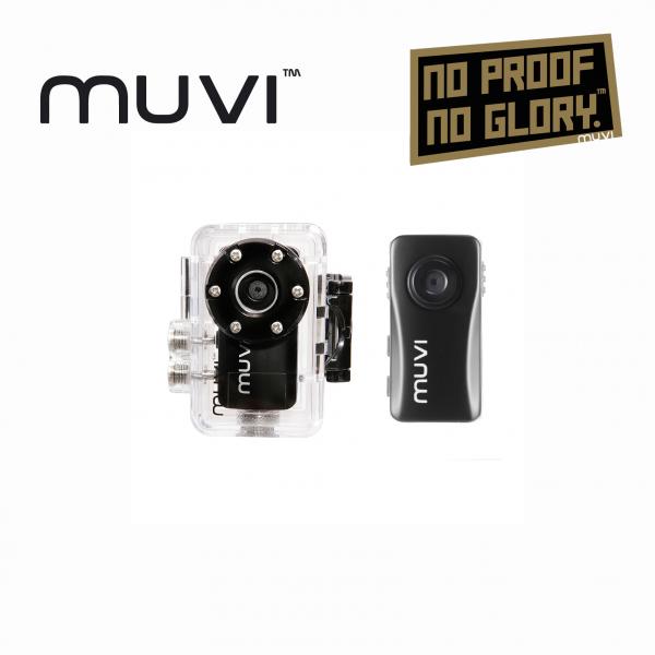 Veho MUVI Atom Super Micro DV Camcorder   camXpert.com