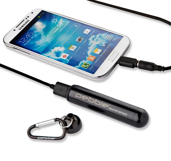Veho VPP-004-PB mit Smartphone | camXpert.com