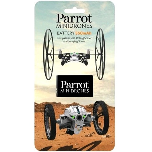 Parrot MD Akku 550 mAh - Verpackung | camXpert.com