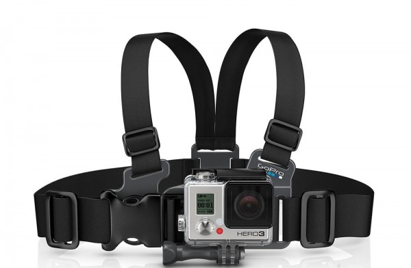 GoPro Junior Chesty Brustgurt - Halterung | camXpert.com