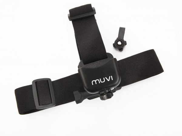 VEHO VCC-A014-HM - MUVI™ Headband Mount | camXpert.com
