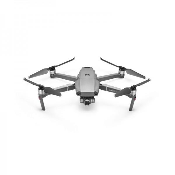 DJI Mavic 2 Zoom Drohne Bild von oben aufgeklappt