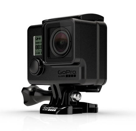 GoPro Blackout Housing - Side | camXpert.com