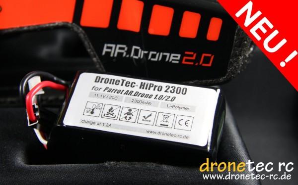 DroneTec 2300 mAh Akku | camXpert.com