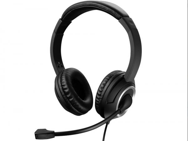 Sandberg MiniJack Chat Kopfhörer« Headset