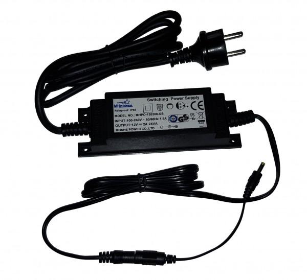 ICUserver Netzteil ext. Stromversorgung Wild/Überwachungskamera