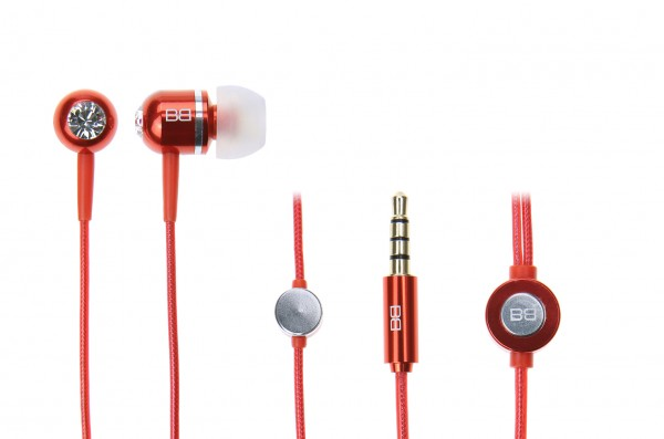 BassBuds Classic Collection Red | camXpert.com
