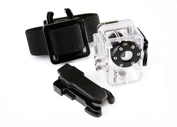 VEHO MUVI™ Atom Waterproof Case - Lieferumfang | camXpert.com