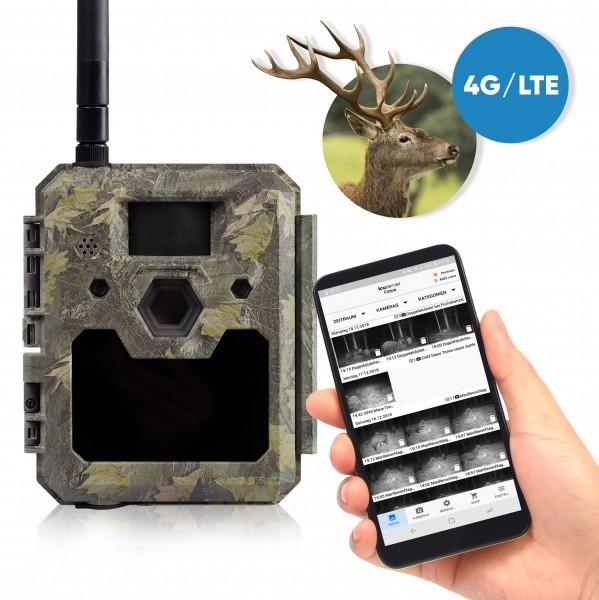 icuserver Wildkamera icucam4 4G / LTE A