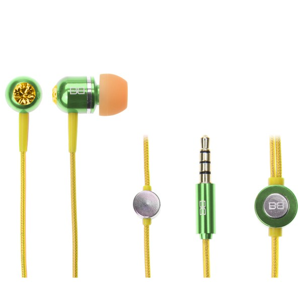 BassBuds Fashion Collection Envy