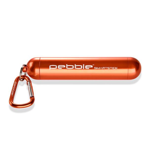 Veho Pebble Capsule Emergency Portable Battery - Orange | camXpert.com